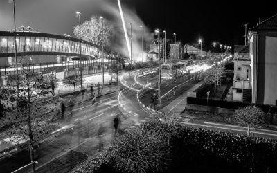 Danes , 20. 9. 2017 ob 18.00 odprtje fotografske razstave Maribor by night.