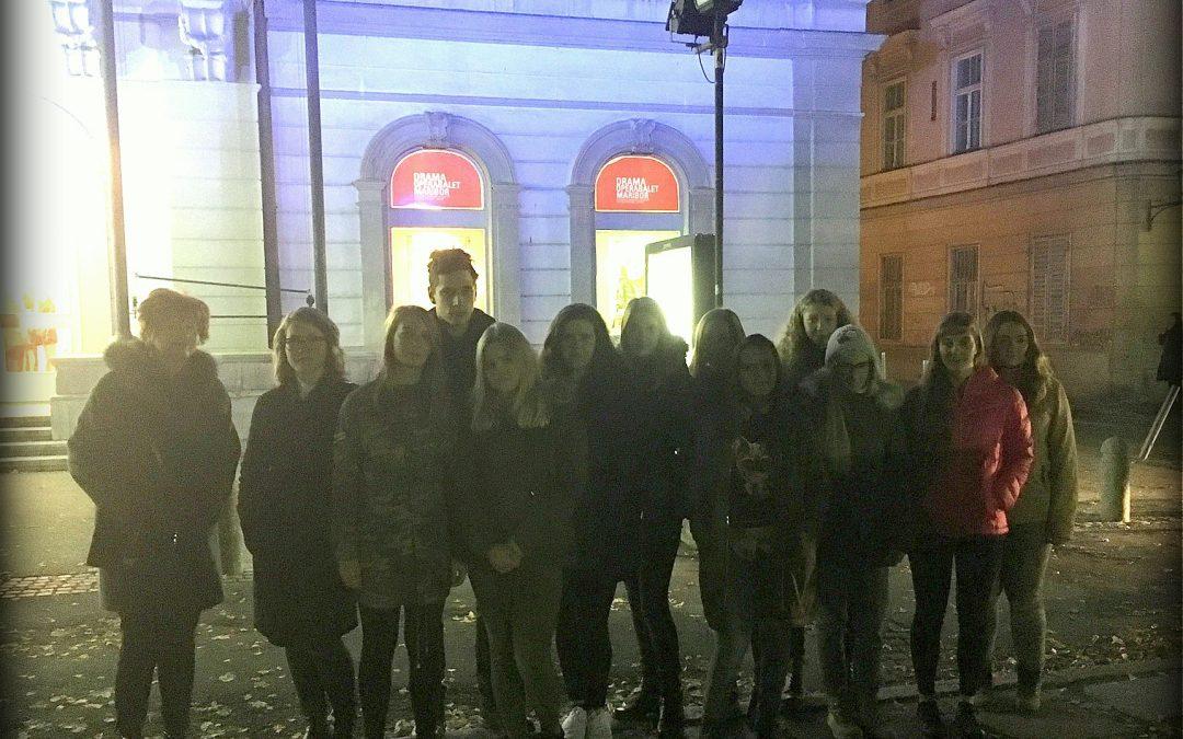 SNG Maribor – ogled baletne predstave
