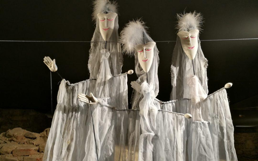 Obisk kulturnih dogodkov na 10. bienalu lutkovnih ustvarjalcev Slovenije