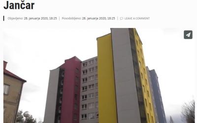 Prispevek Net TV online: Lepši in varčnejši dijaški dom Lizike Jančar