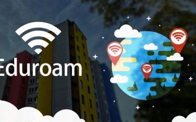 NOVO – nadgrajeno EduROAM, brezžično omrežje v Liziki!
