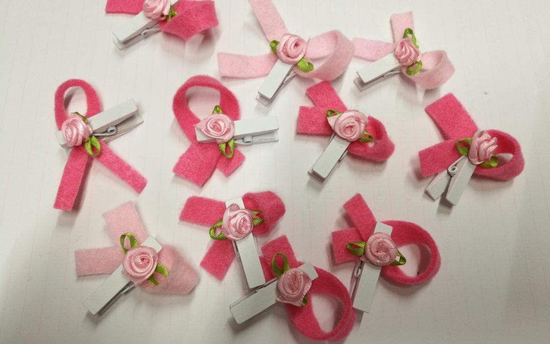 Roza pentljice- osveščanje o raku dojk