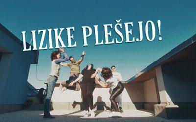 Lizike plešejo!