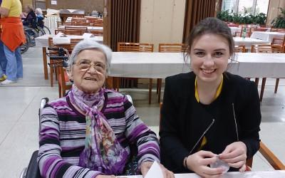 Prostovoljsko delo s starostniki