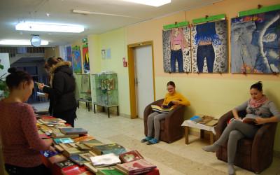 Bazar odpisanih knjig